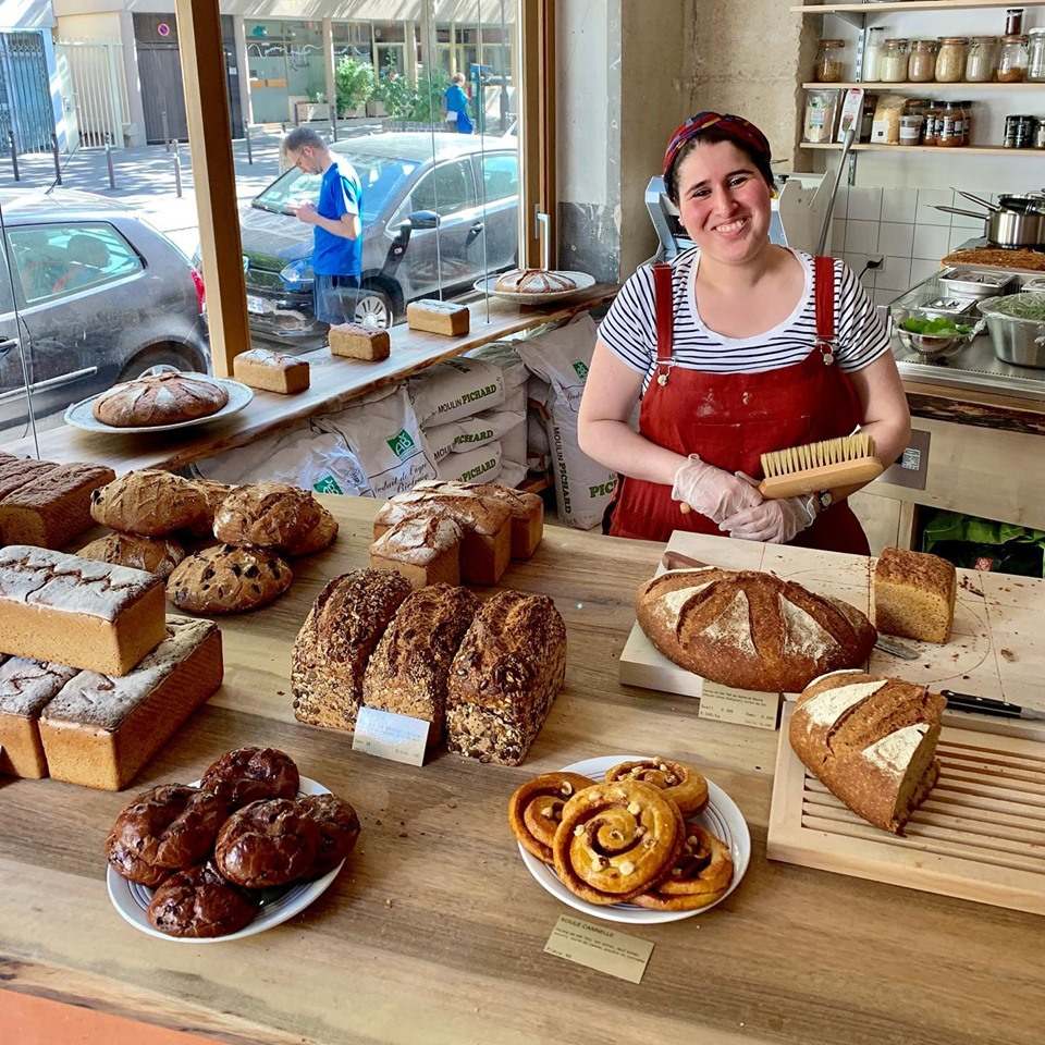 Boulangerie artisanale paris 10