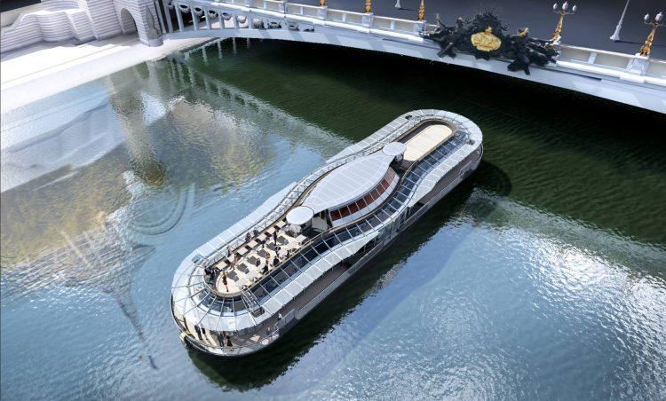 Ducasse sur Seine accueille 100 couverts / service
