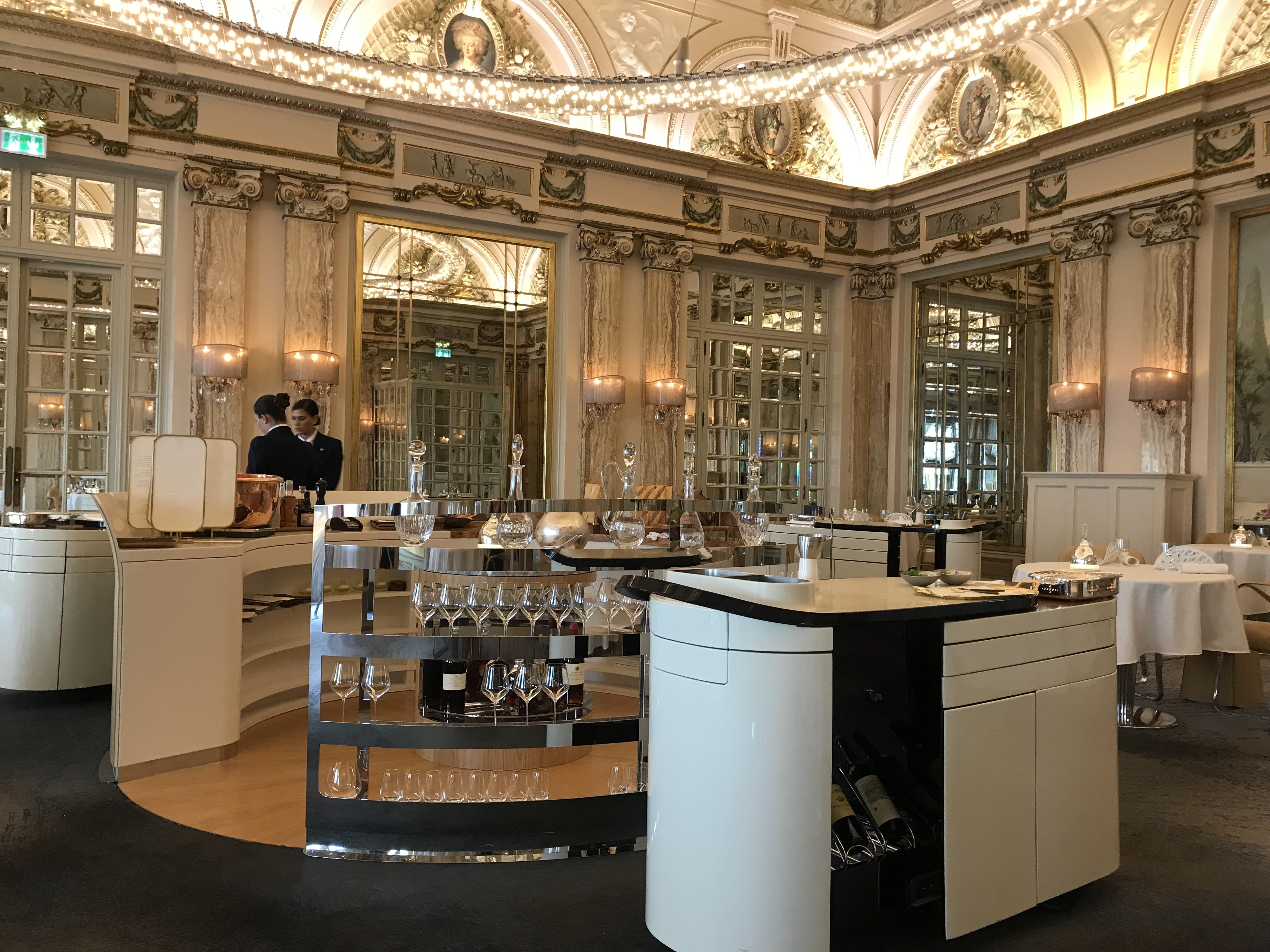 la nouvelle salle du Louis XV ©Sandrine Kauffer-Binz
