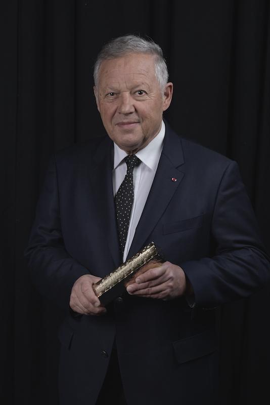 le Millenium Culinary Recognition Award, a été décerné à Georges Blanc