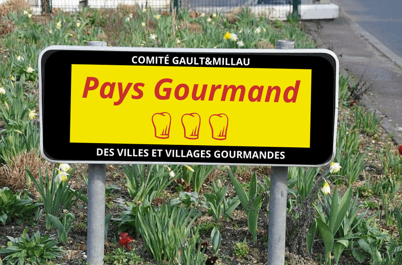 Label Pays Gourmand Gault & Millau