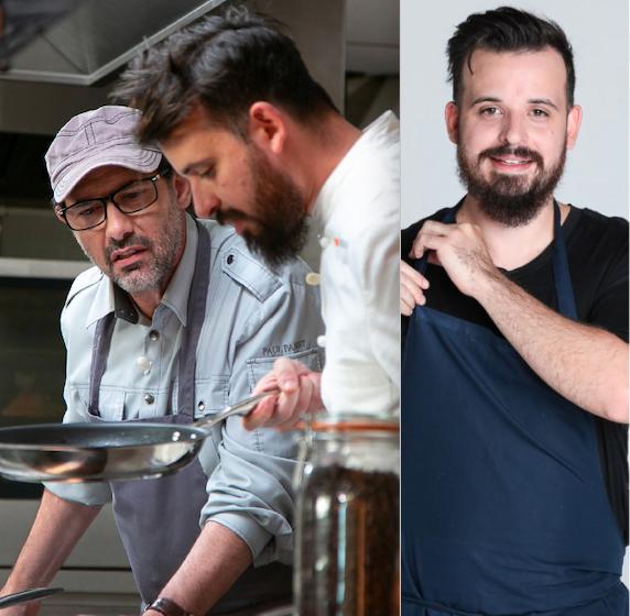 Paul Pairet est le coach d'Adrien pour la finale de Top Chef 2020