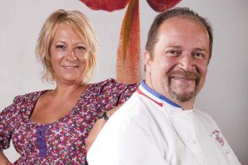 Marie-Christine et Gilles Goujon