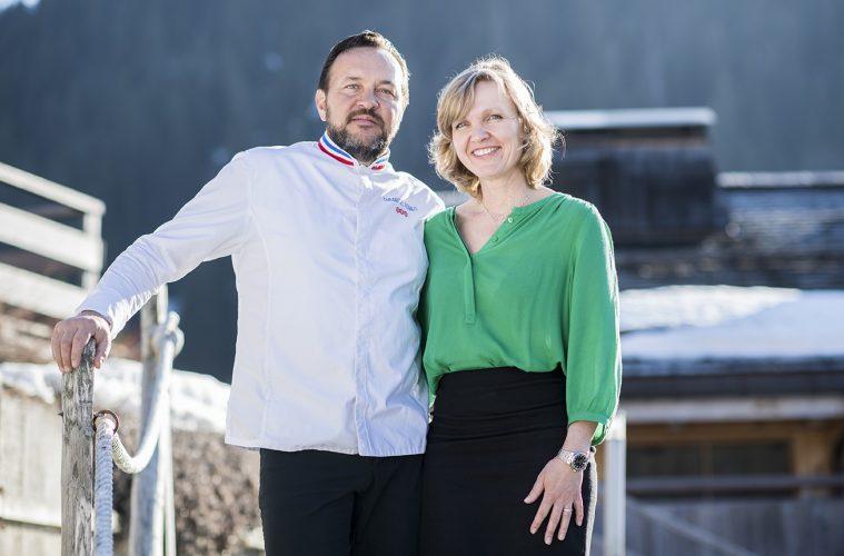 Emmanuel et Kristine Renaut ouvrent l'Auberge du Bois Prin