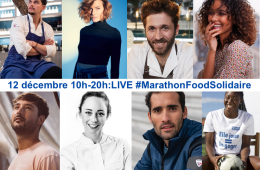 Juan Arbelaez, marathon Food solidaire