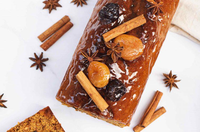 pain d'épices de la Saint-Nicolas d'Eric Kayser