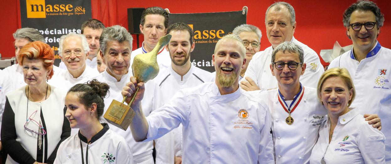 Trophée Masse - 14ème édition avec la victoire de Gilles Leininger