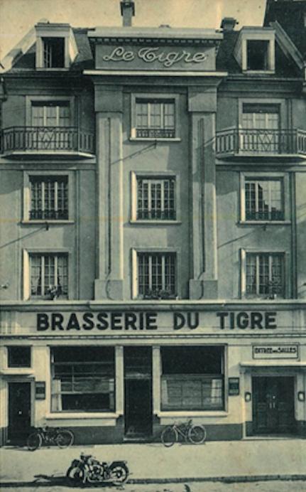 La brasserie Le Tigre de retour à Strasbourg