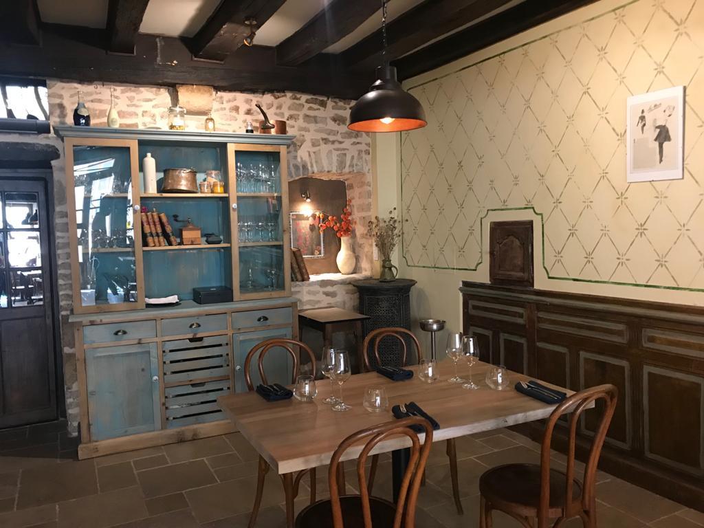 Restaurant Le Relais de Saulx - Olivier Streiff ©Sandrine Kauffer Binz