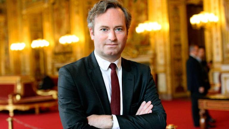 Jean-Baptiste Lemoyne Secrétaire d'Etat auprès du ministre de l'Europe et des Affaires étrangères