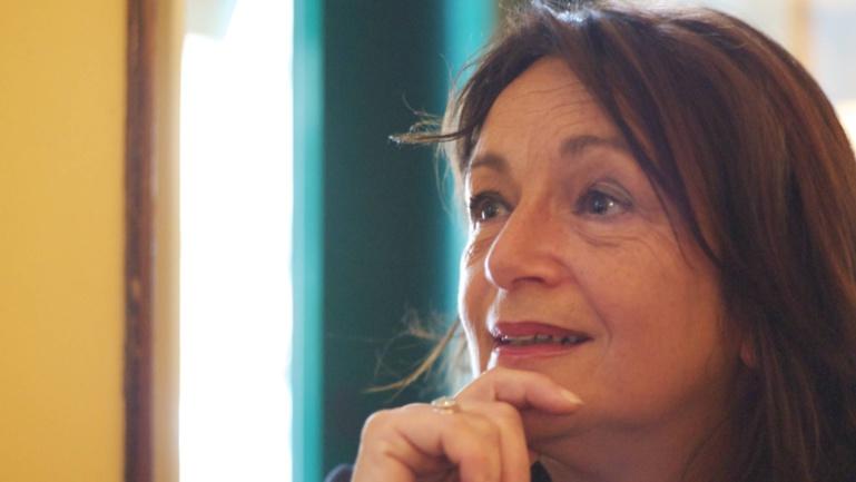 Marie-Reine Fischer, présidente de l'Agence Régionale du Tourisme Grand Est