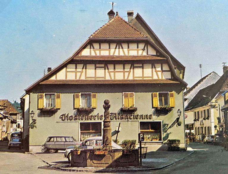 L'Hostellerie Alsacienne à Masevaux