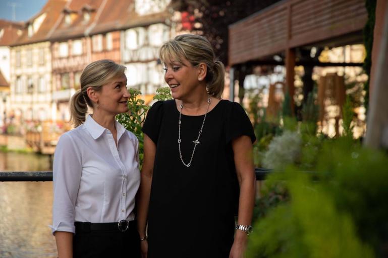 Géraldine Laufenburger est la nouvelle responsable de salle de Bord'eau à Colmar