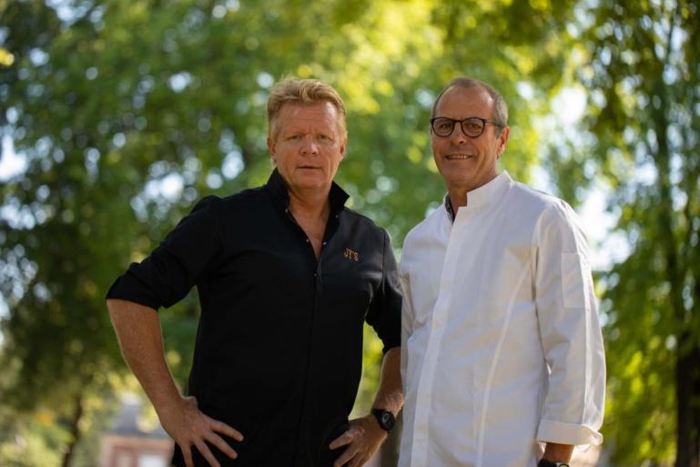 Benoît David est le nouveau chef de cuisine de Bord'eau à Colmar