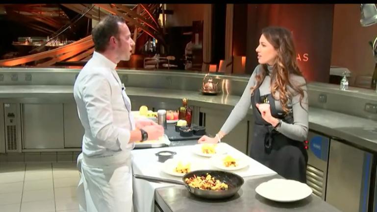 Master Cook Laurent Arbeit et Delphine Wespiser