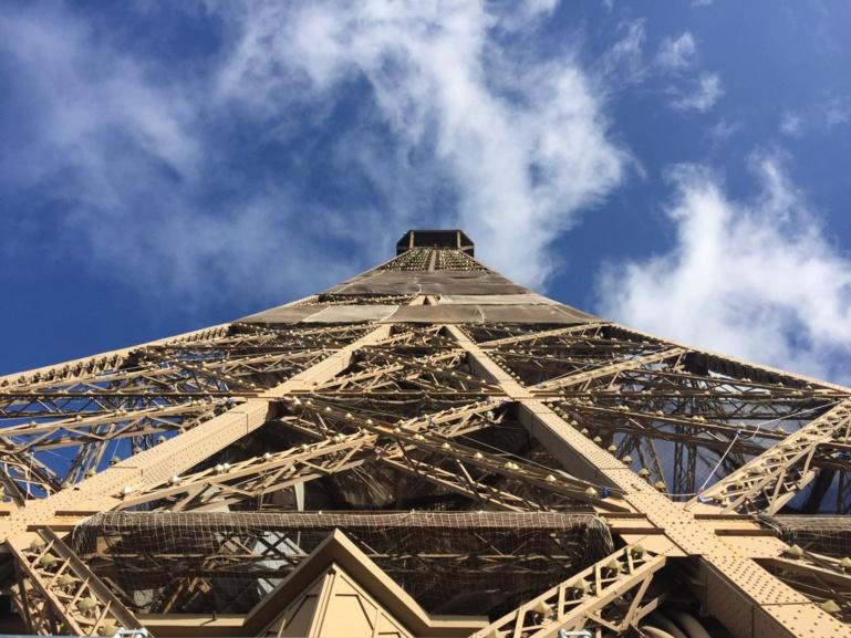 Le palmarès sera en direct de la Tour Eiffel
