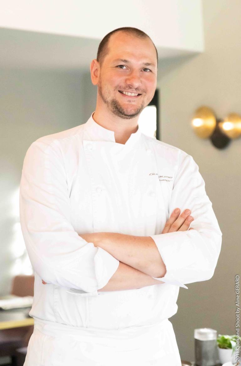 Guillaume Scheer décroche 1 étoile Michelin au Plaisirs Gourmands