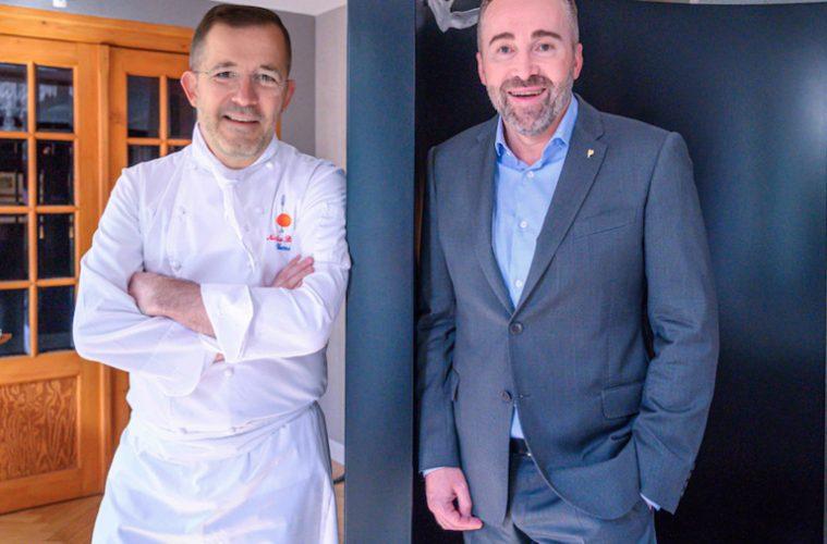 Serge Schaal et Nicolas Stamm