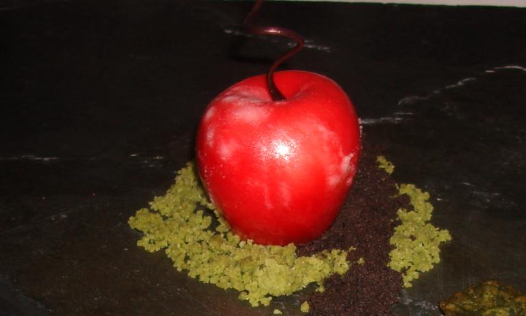 La pomme par Hervé This