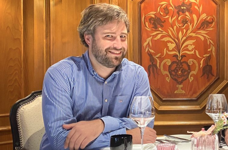 Jean-Philippe Burrus dirige Salpa Restauration ©Sandrine Kauffer-Binz