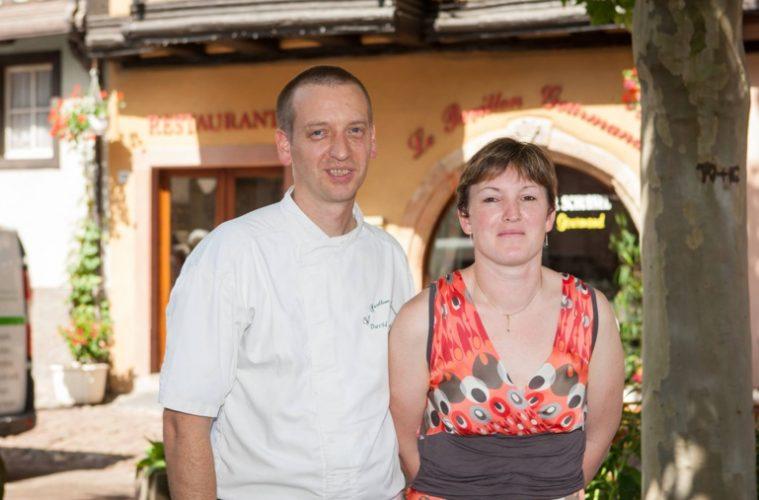David Schubnel - Pavillon Gourmand