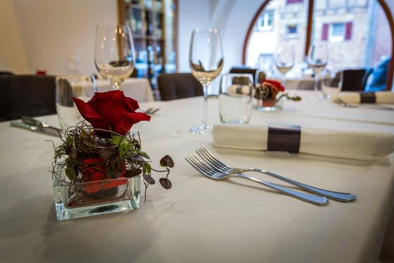 Le Pavillon Gourmand à Eguisheim