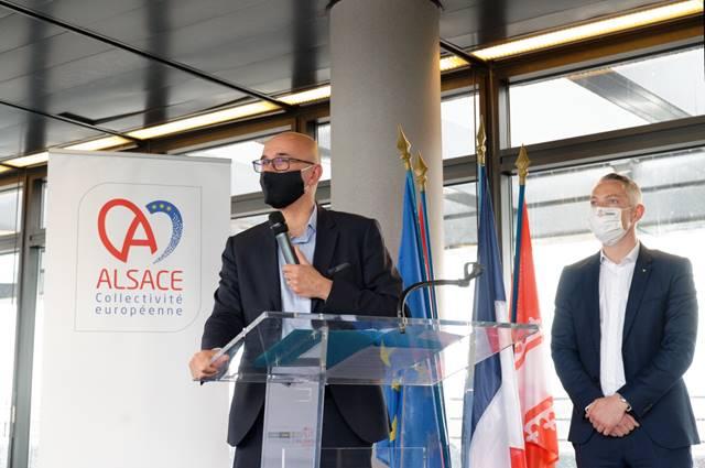 Guide Michelin et Métro ont organisé la cérémonie des remises de plaques à la CEA ©Alexandre Schlub / CeA