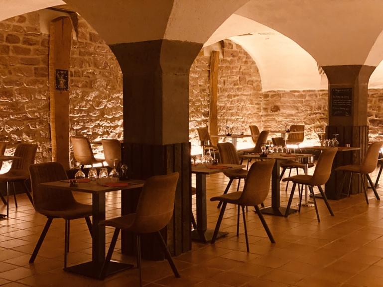 Le restaurant, dont ils ont tant rêvé se trouve à Schiltigheim, en plein cœur du centre historique, dans une ville qu'ils apprécient depuis leur plus tendre enfance.