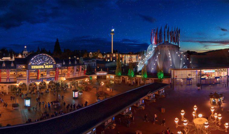 Europa-Park est le 1er client export de la distillerie Massenez ! ©Europa-park