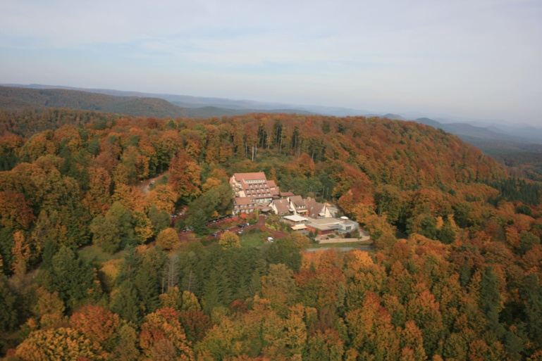 Bio & Spa hotel La Clairière; Ayurveda, TCM, et sylvothérapie
