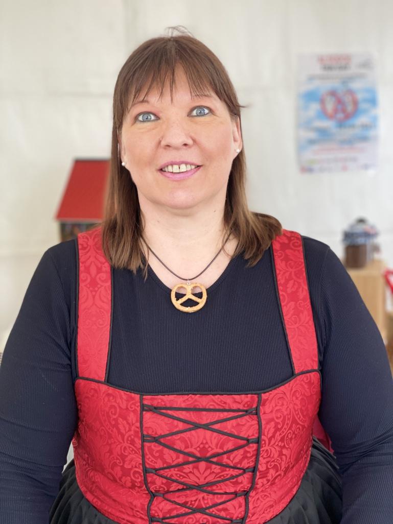 Reconversion ; Barbara Hamm de restauratrice à productrice de biscuits alsaciens ©Sandrine Kauffer-Binz