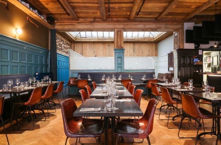 Restaurant La Hache à Strasbourg ouvert de midi à minuit !