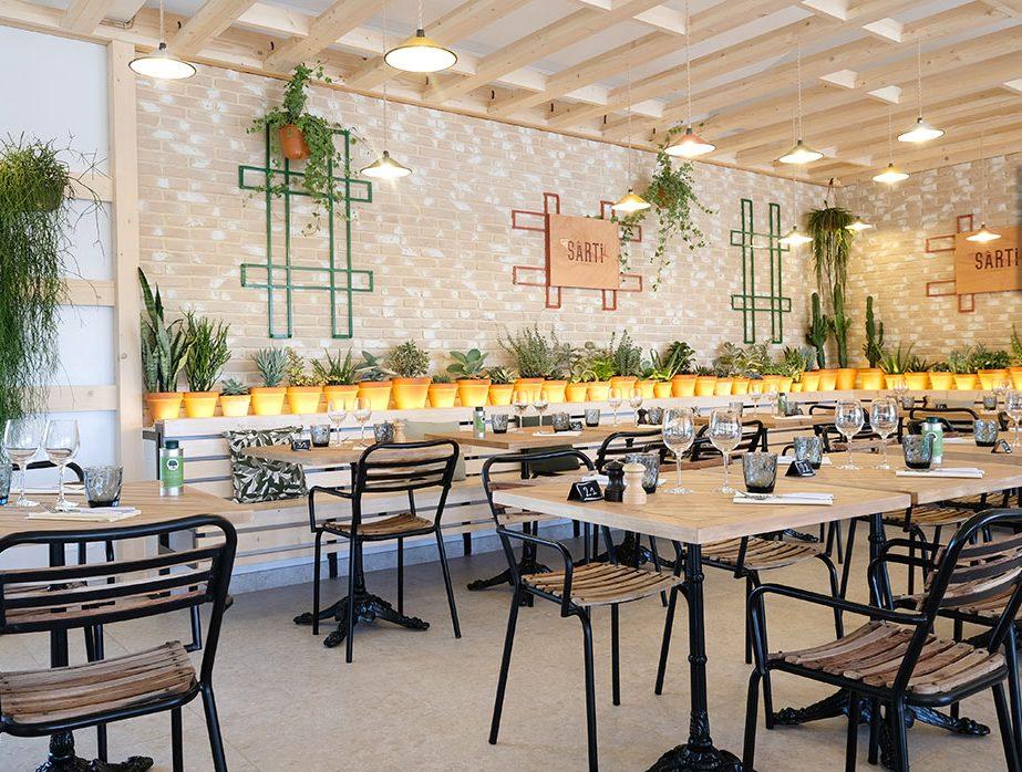Restaurant Sarti - Ile des Embiez - Christophe Pacheco